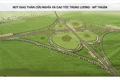 Pano Cao tốc Trung Lương - Mỹ Thuận